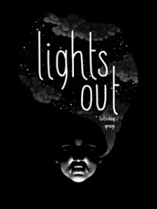 Lights out listening group poster image